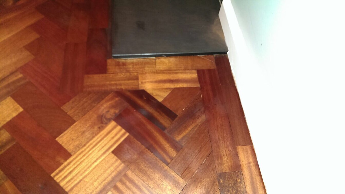 Wood Parquet Floors Restoration Service Chelsea