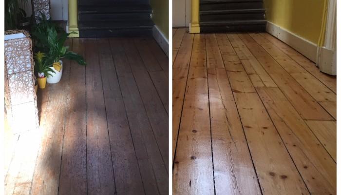 floor sanding in chelsea